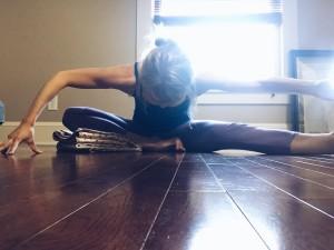 sparks fly// 75minute hatha  sunrose yoga
